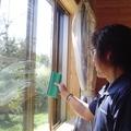 花粉やウィルスを分解除去!!ガラスにエアープロット